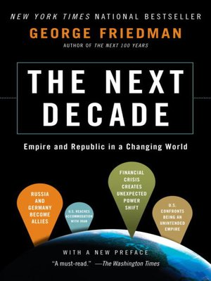 Click this cover for a(n) eBook sample of The Next Decade.