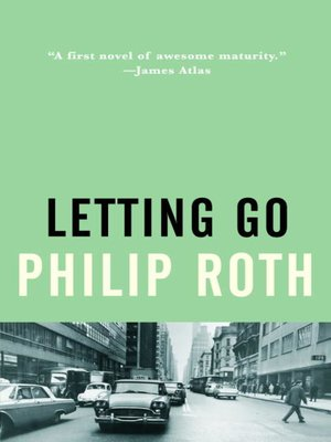 Click this cover for a(n) eBook sample of Letting Go.