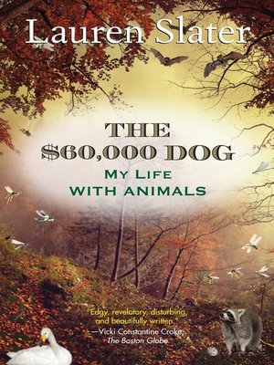 Cover of The $60,000 Dog