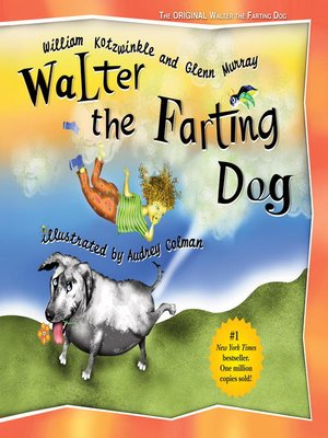 Cover of Walter the Farting Dog