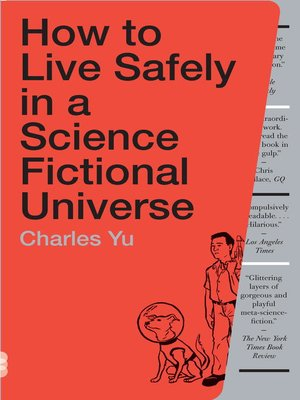 Click this cover for a(n) eBook sample of How to Live Safely in a Science Fictional Universe