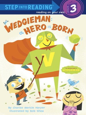 Click this cover for a(n) eBook sample of Wedgieman.
