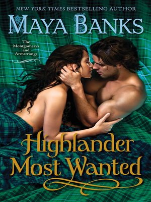 Cover of Highlander Most Wanted
