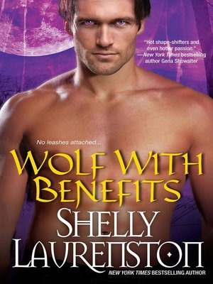 Cover of Wolf with Benefits