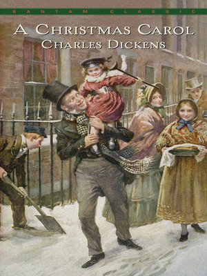 Click this cover for a(n) eBook sample of A Christmas Carol.