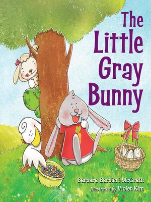 Cover of The Little Gray Bunny