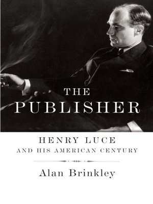 Cover of The Publisher