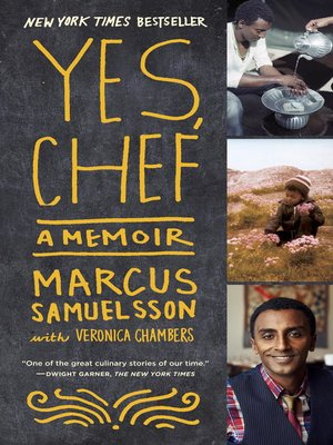 Click this cover for a(n) eBook sample of Yes, Chef