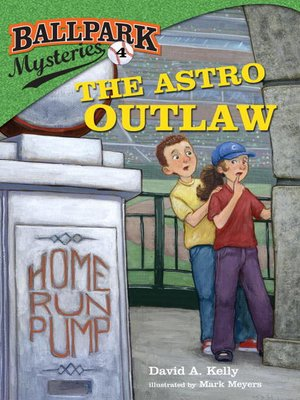 Cover of The Astro Outlaw