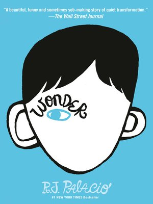 Click this cover for a(n) eBook sample of Wonder.