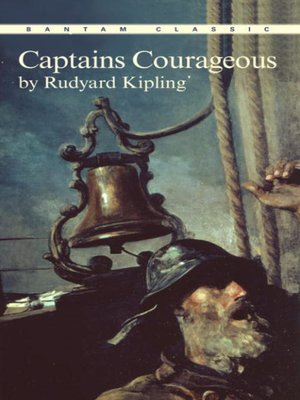 Click this cover for a(n) eBook sample of Captains Courageous