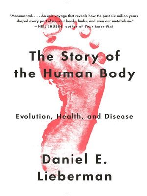 Click this cover for a(n) eBook sample of The Story of the Human Body.