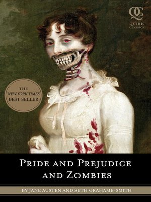 Cover of Pride and Prejudice and Zombies