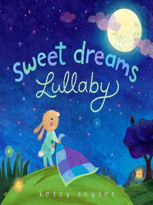 Cover of Sweet Dreams Lullaby