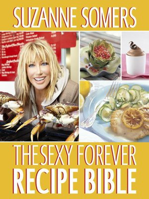 Click this cover for a(n) eBook sample of THE SEXY FOREVER RECIPE BIBLE