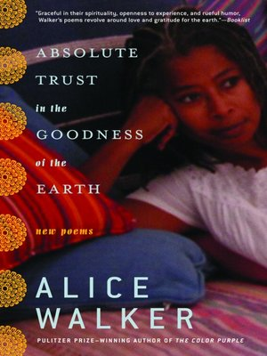 Click this cover for a(n) eBook sample of Absolute Trust in the Goodness of the Earth.