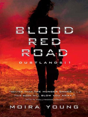 Click this cover for a(n) eBook sample of Blood Red Road.