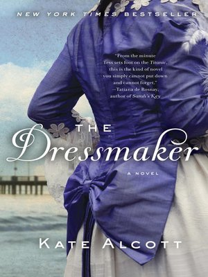Click this cover for a(n) eBook sample of The Dressmaker.