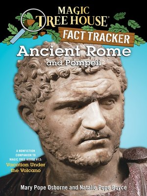 Click this cover for a(n) eBook sample of Ancient Rome and Pompeii