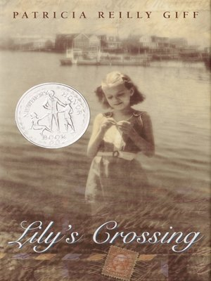 Click this cover for a(n) eBook sample of Lily's Crossing.