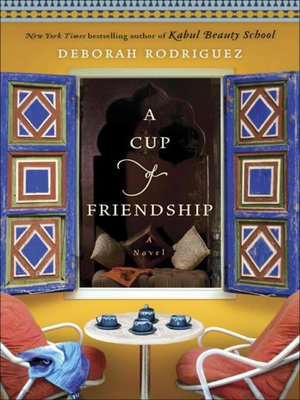 Click this cover for a(n) eBook sample of A Cup of Friendship