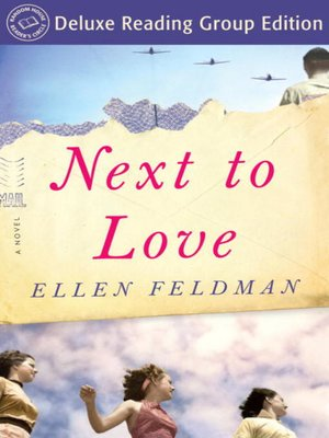Click this cover for a(n) eBook sample of Next to Love (Random House Reader's Circle Deluxe Reading Group Edition)