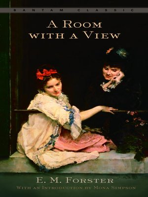 Click this cover for a(n) eBook sample of A Room With a View.