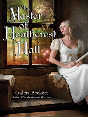 Click this cover for a(n) eBook sample of The Master of Heathcrest Hall