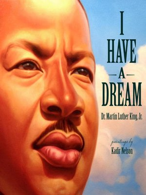 Click this cover for a(n) eBook sample of I Have a Dream