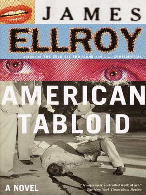 Click this cover for a(n) eBook sample of American Tabloid.