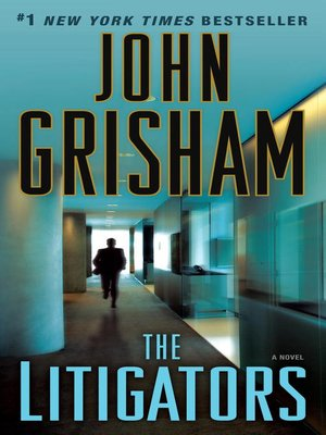 Click this cover for a(n) eBook sample of The Litigators.