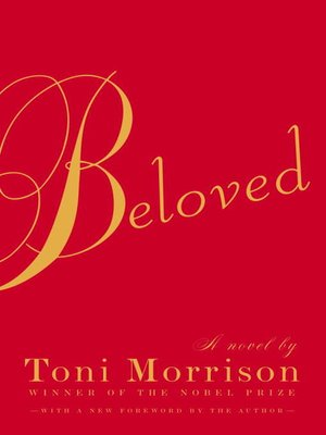 Cover of Beloved
