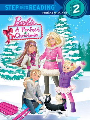 Cover of A Perfect Christmas Step Into Reading Book (Barbie)
