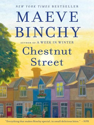 Click this cover for a(n) eBook sample of Chestnut Street.