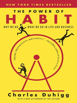 Click this cover for a(n) eBook sample of The Power of Habit