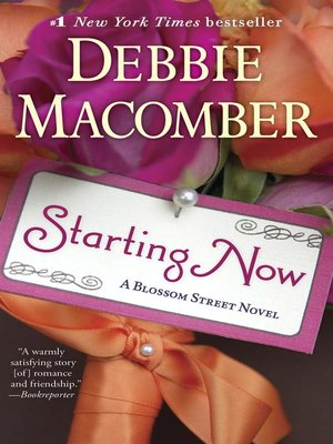Click this cover for a(n) eBook sample of Starting Now.