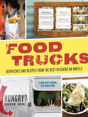 Click this cover for a(n) eBook sample of Food Trucks