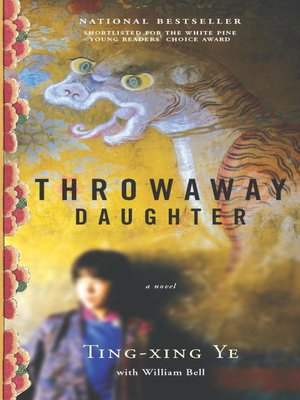 Click this cover for a(n) eBook sample of Throwaway Daughter.