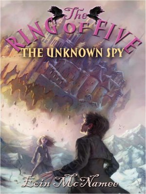 Cover of The Unknown Spy