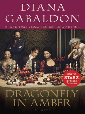Click this cover for a(n) eBook sample of Dragonfly in Amber