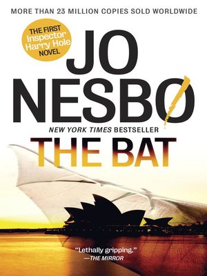 Click this cover for a(n) eBook sample of The Bat