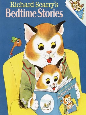 Click this cover for a(n) eBook sample of Richard Scarry's Bedtime Stories.