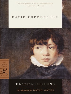 Click this cover for a(n) eBook sample of David Copperfield.