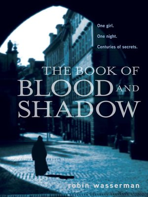 Click this cover for a(n) eBook sample of The Book of Blood and Shadow