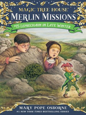 Cover of Magic Tree House #43