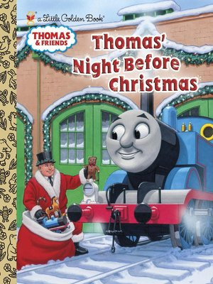 Thomas' Night Before Christmas