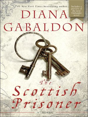 Cover of The Scottish Prisoner