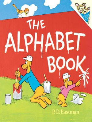 Click this cover for a(n) eBook sample of The Alphabet Book