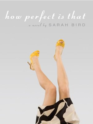 Click this cover for a(n) eBook sample of How Perfect is That.