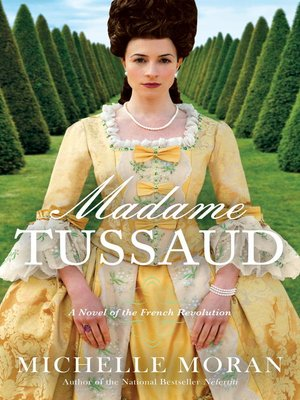 Cover of Madame Tussaud